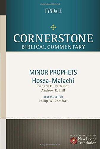 Minor Prophets: Hosea through Malachi (Cornerstone Biblical Commentary)