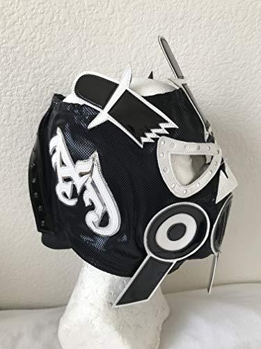 AJ Styles mask bullet club mask lucha Libre mask lucha face mask luchador mask