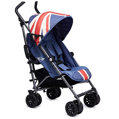 MINI by easywalker Buggy+ Union Jack Classic Vintage