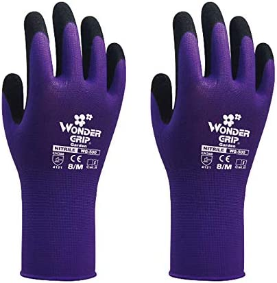 Wonder Grip Garden Gloves Anti Slip Dig and to Easy New arrival Quick Plant New products world's highest quality popular