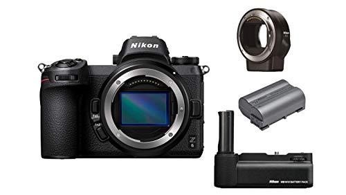 AMAZON EXCLUSIVE Nikon Z6 Mirrorless Camera Bundle (24.5 Megapixel, Ultra...