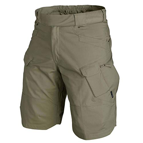 Helikon-Tex Urban Tactical Shorts® 11\'\' - Polycotton Ripstop - Jungle Green