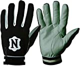 Neumann Winter Tackified Receiver Gloves (Black, XX-Large)