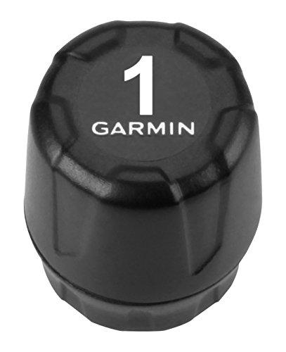 Garmin Reifendruckkontrollsystem (geeignet für zumo 390LM und 590LM zur Messung des Reifendrucks, 1 Stück)