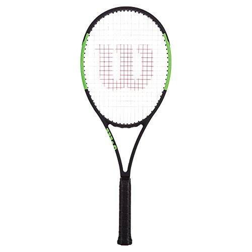 Wilson Blade 98 16x19 Countervail Tennis Racket, Unstrung (4 1/8')