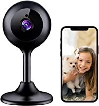 【New Version】 MECO WiFi IP Camera 1080P HD Home Security Nanny Camera with Night Vision, Sound & Motion Detection, 2-Way Audio, Compatible with Alexa, ONLY Support YI IoT App