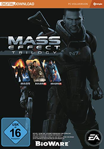 Mass Effect Trilogy - Code in the Box - [PC]