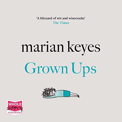 Grown Ups audiobook cover art