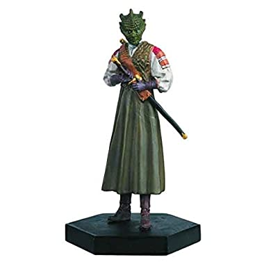 Doctor Who - Madame Vastra Figurine Made of metallic resin Individually hand painted Comes with a 20-page magazine (1:21); EM-DW033