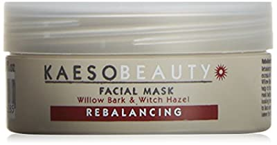 Kaeso Rebalancing Facial Mask with Witch Hazel 95 ml