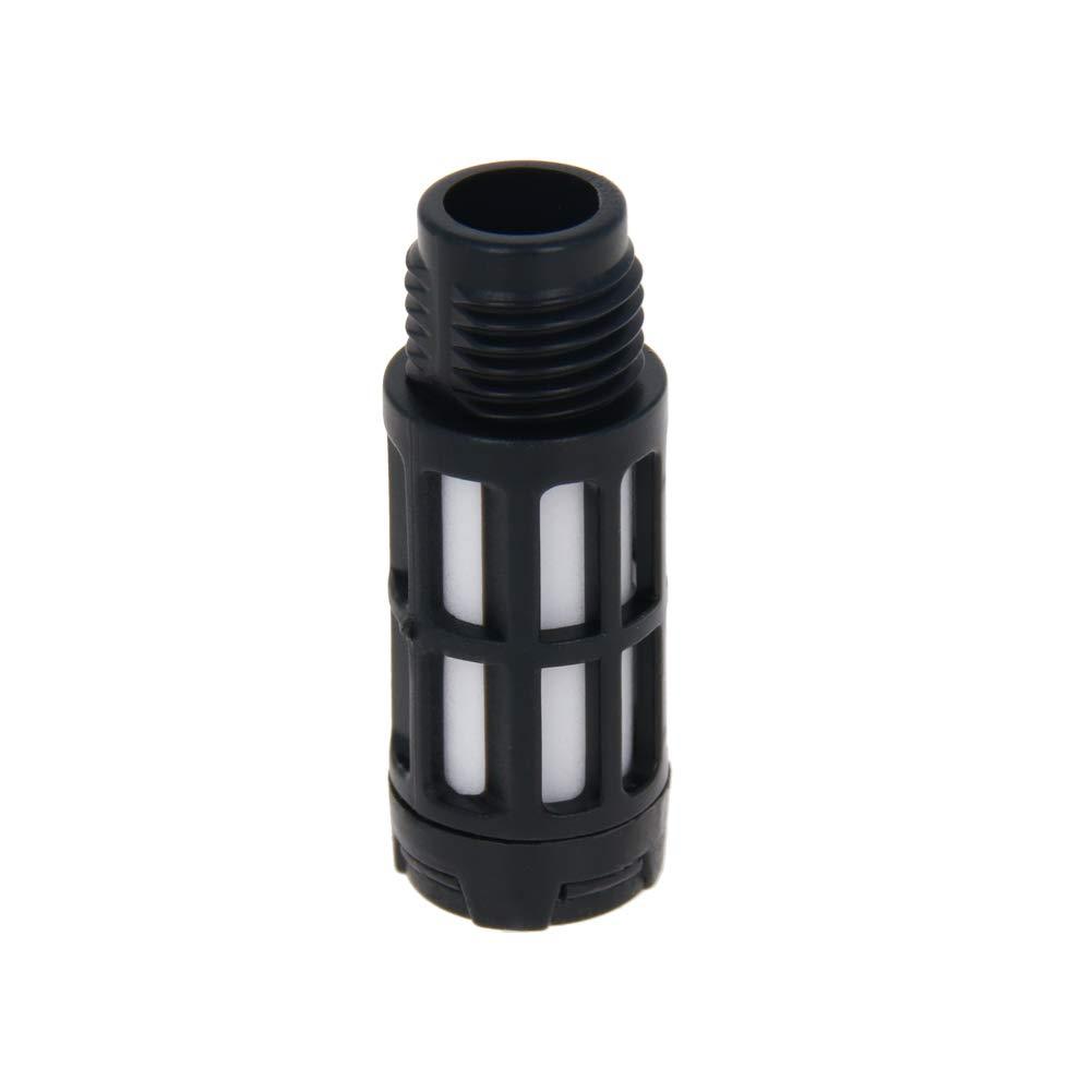 Othmro Plastic Pneumatic Muffler Max 51% OFF Exhaust Line Max 43% OFF Air Flow