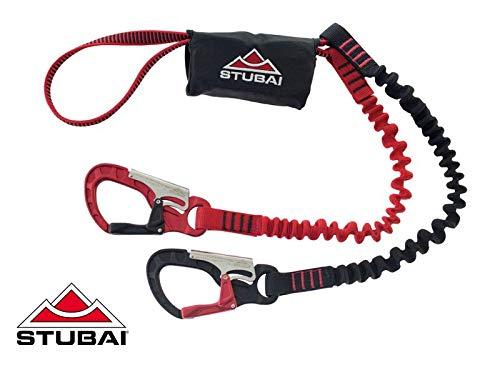 Stubai Basic Connect 2.0 Via Ferrata Set red/Black 2019 Klettersteigset