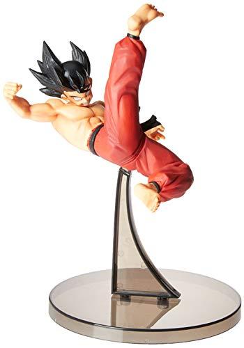 Action Figure Dragon Ball Z Son Goku Match Makers Bandai Banpresto Multicor