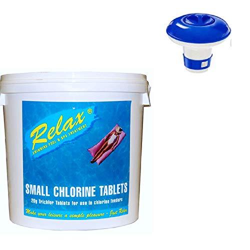 Spamaster Chlorine Tablets (20g) 5kg for hot tubs and spas