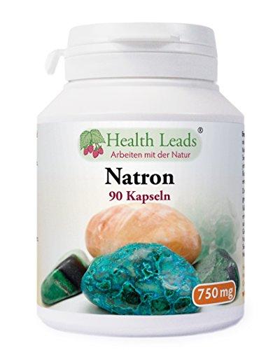 Natron 750 mg x 90 Kapseln
