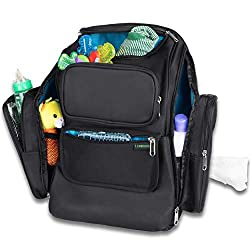 Best Backpack Diaper Bags for Moms and Babies on the Go