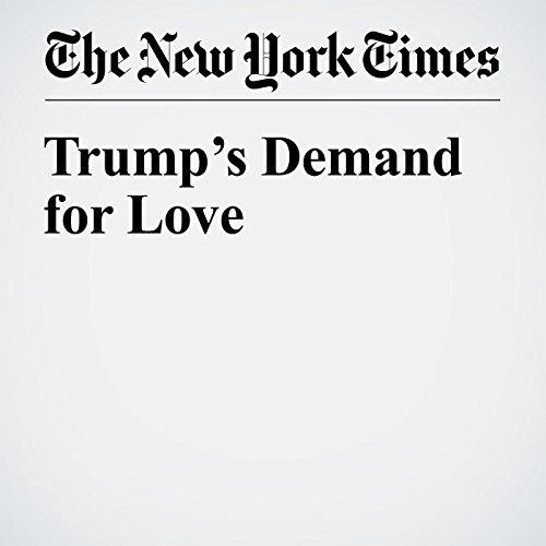 Trump's Demand for Love cover art