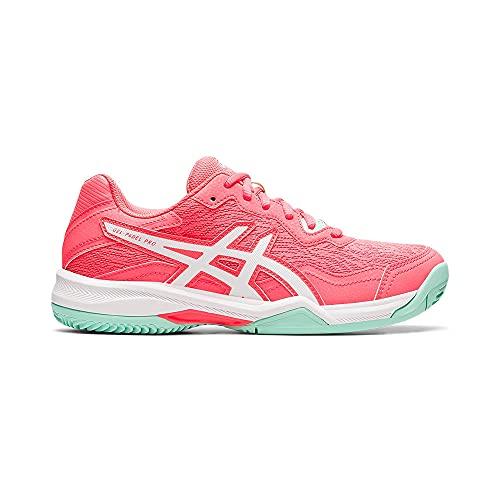 ASICS Gel-Padel Pro 4, Tenis. Mujer, Blazing Coral White, 40 EU