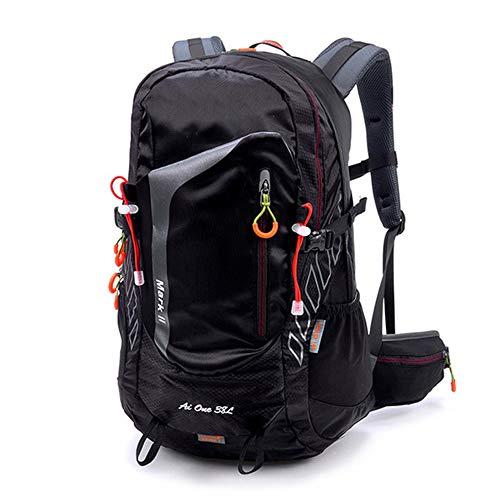 C/H Ultraleichter Wanderrucksack, Camping-Rucksack, Regenschutz, Touristenrucksack, Klettertasche, Sportler, Flachpackung, Tramping Pack, Berg-Rucksack, Outdoor Tagesrucksack