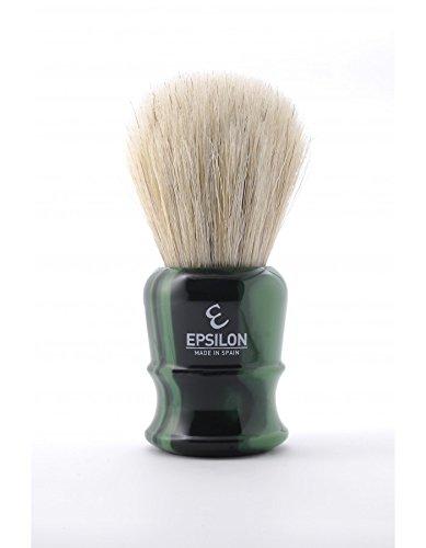 Epsilon de Caballo Blanco con nudo 26mm y mango resina verde