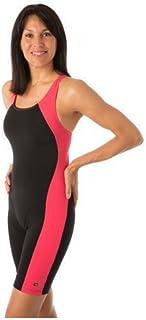 2228369c000 EQ Swimwear Eqswimwear Women's Glide Unitard Black/Rose