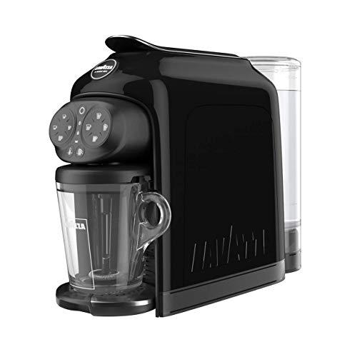Lavazza A Modo Mio Deséa Kapsel-Kaffeemaschine, tintenschwarz