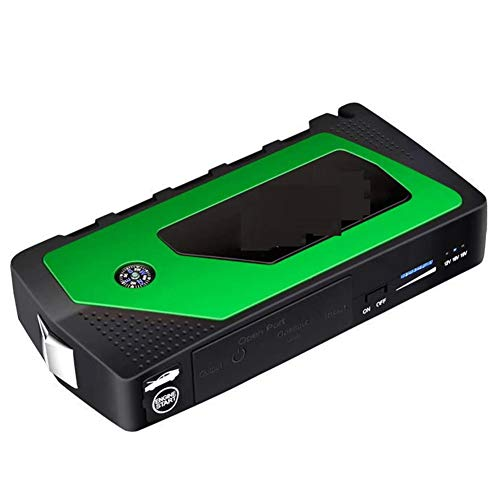 Learn More About AJDGL Multi-Function Emergency Start Power Supply - 14000Mah 12V Portable Car Jump ...