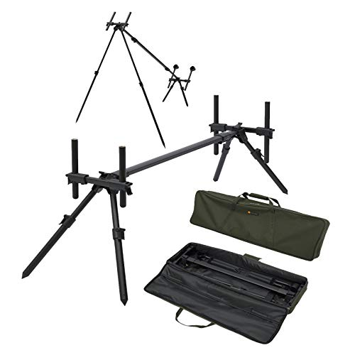 Prologic Rutenhalter - Rod Multi Pod & Carry Case Twin Sky 2