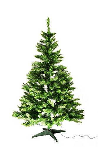 Best Season SA130, polietileno/PVC de árbol de Navidad con