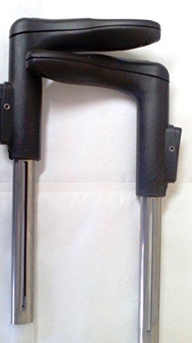 Peg Perego 2 x Griff links und rechts schwarz für Pliko P3 Compact