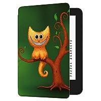 Huasiru 絵画ケース Kindle (第10世代-2019世代のみ), 子猫