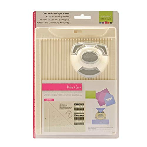 Vaessen Creative Card and Envelope Maker Kit with Punches