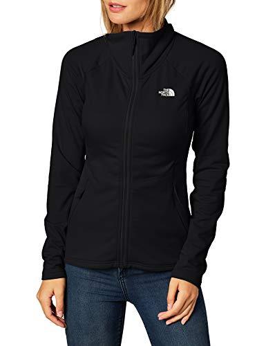 THE NORTH FACE Quest Grid Jacket Women - Elastische Fleecejacke