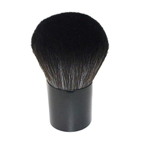 Cheeks Gesichts Verfassungs Kosmetik Bürste,ZEZKT-Beauty Blush Brush Make-up Pinsel (Schwarz)