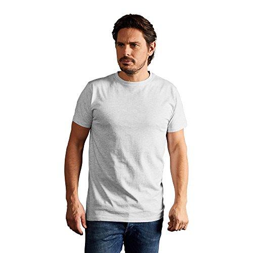 Promodoro Promodoro Men?s Premium-T-Shirt 100% gekämmte Baumwolle, 180 g/m XXL Ash