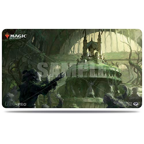 Ultra Pro Magic: The Gathering Guilds of Ravnica Overgrown Tomb Playmat