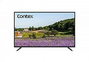 تليفزيون سمارت اندرويد 43 بوصة فل اتش دي من كونتكس، اسود - CON43N30SFA0B