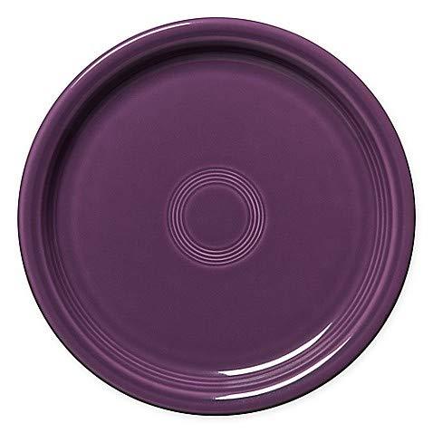 Fiesta Bistro Dinner Plate 10.5' Mulberry