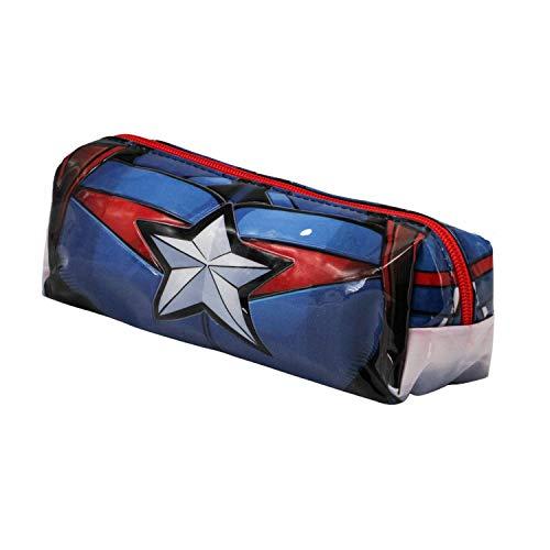 Captain America Civil War-Astuccio Portatutto Quadrato