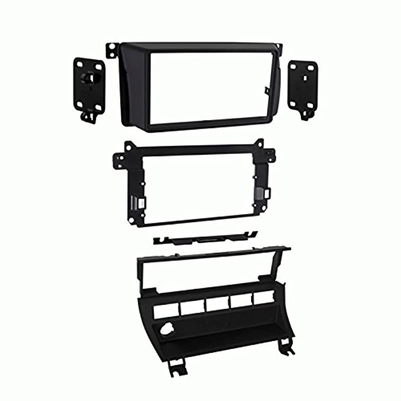Metra 95-9310B Double DIN Stereo Dash Kit we518363382