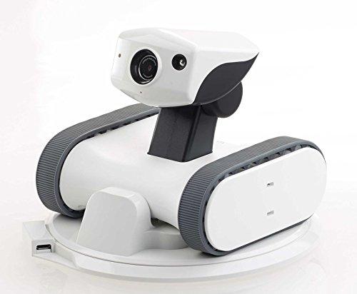 7links Überwachungsroboter: Home-Security-Rover m. HD-Video, IR-Nachtsicht, weltweit fernsteuerbar (Home Security Roboter)