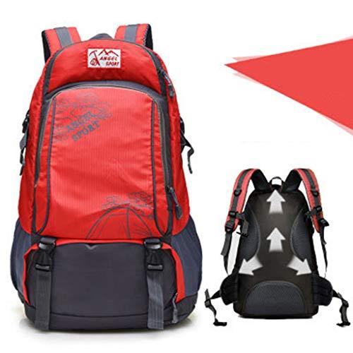 MXH rugzak, schoudertas, sport, reizen, voor mannen en vrouwen, reistas, groot, voor bergbeklimmen