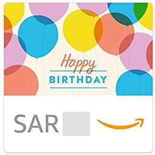 بطاقة هدايا إلكترونية من Amazon.sa