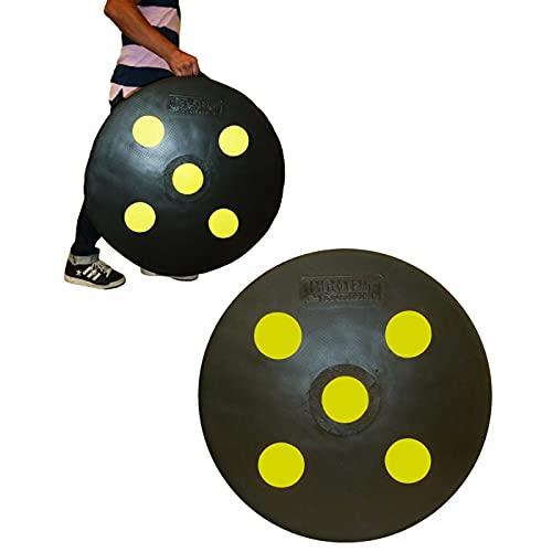 stop' in Target–Diana de espuma de alta densidad–para el tiro con arco y a la ballesta–diámetro 60cm