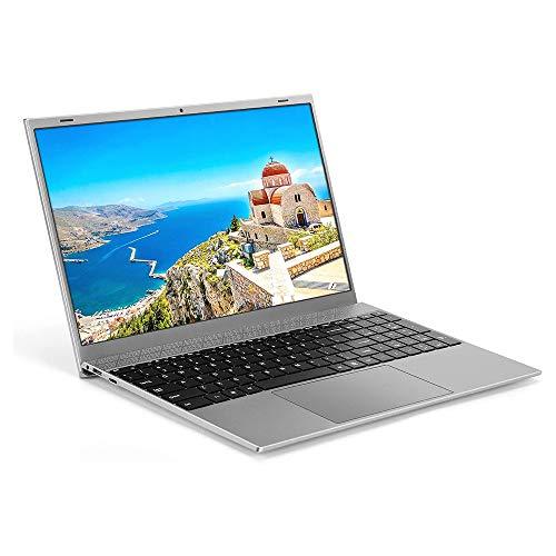 Docooler F18 15,6 Pulgadas Laptop Intel Celeron J4115 Procesador M.2 SSD Portátil Oficina de Negocios Laptop