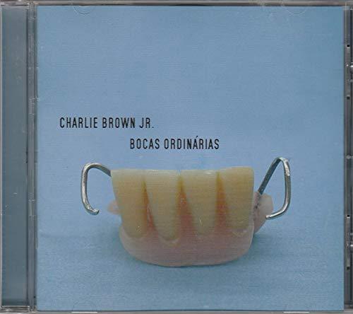 Charlie Brown Jr - Cd Bocas Ordinárias - 2002