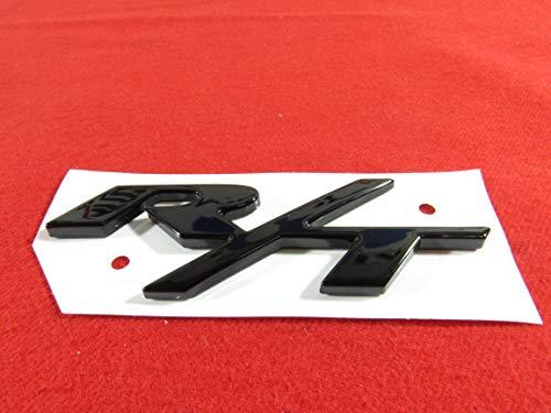 DODGE DURANGO Black R/T Nameplate Emblem NEW OEM MOPAR