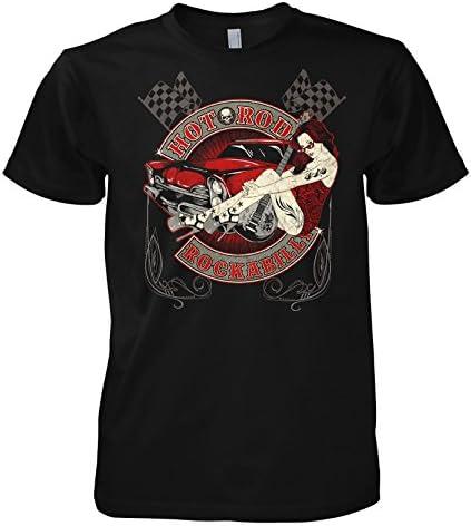 Rock Style Hot Rod Rockabilly 702338 T-Shirt