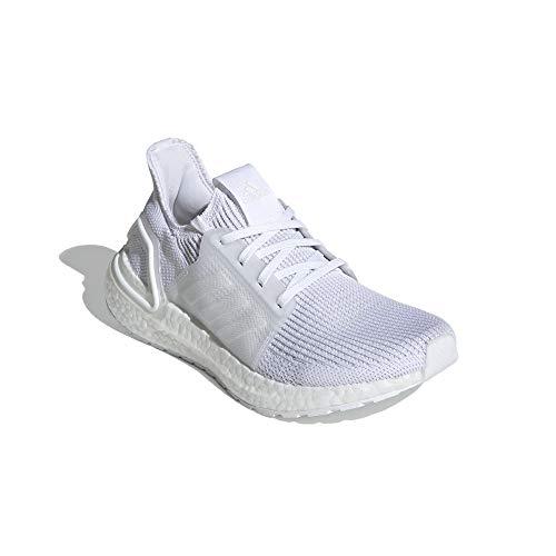 adidas Mujer Ultraboost 19 J Zapatos para Correr Blanco, 38 2/3