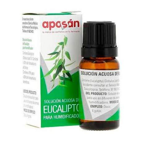 Aposan solución acuosa de eucalipto para humidificador 10 ml